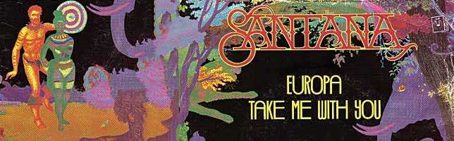Santana – Europa (Earth's Cry Heaven's Smile)